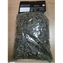 1 Kilo piedra negra cerámica ireegular para muro de maquetas. ref 02964