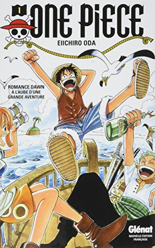 One Piece, Tome 1 & 2 :