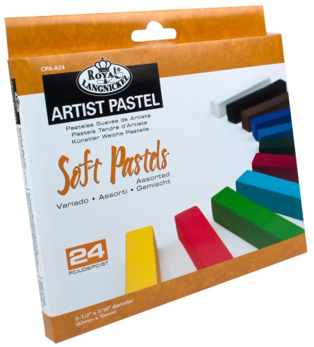 royal-langnickel-soft-pastels-assorted-colours-pack-of-24