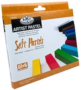 Royal & Langnickel - Ceras para Colorear (CPA-A24) (Colores Surtidos)