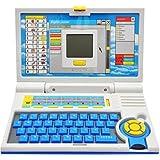 RADHE English Learner Educational Laptop|English Learning Computer | English Learner Laptop - 20 Activities|Multipurpose English Learner Laptop With LED Screen - B07GMWS6L5
