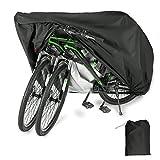 YZCX Wasserdichter Fahrradgarage 200x 70x110CM Fahrradabdeckung Fahrradschutzhülle 190T Universal Fahrrad Regenschutz Schutzbezug Anti Staub Sun Regen Wind Proof UV Schutz