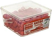 Haribo Caramelle Barattolo Maxi Tagada Fragoline, 1kg