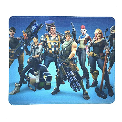 Hizoop Alfombrillas para Juegos de Video - Almohadillas de ratón de Bordes cosidos Impermeables a Granel para computadoras, Laptop, Oficina y hogar, 10.2 x 8.2 Pulgadas