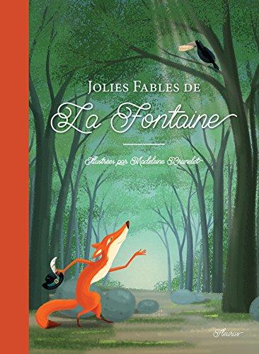 Jolies Fables de La Fontaine (Mes grands contes classiques) (French Edition)