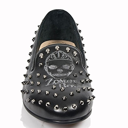 New Rock M.8412-Z2 BLACK, BLACK