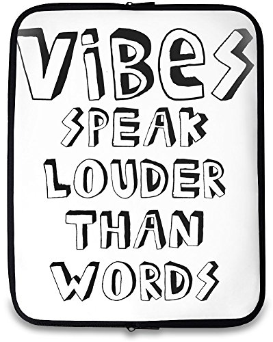 vibes-speak-louder-than-words-bedruckte-laptop-hulle-15