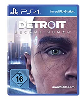 Detroit Become Human - Import , jouable en français (B01B68PSF6) | Amazon Products
