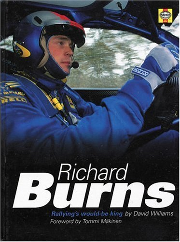 richard-burns-rallyings-would-be-king-by-david-williams-15-dec-2000-hardcover