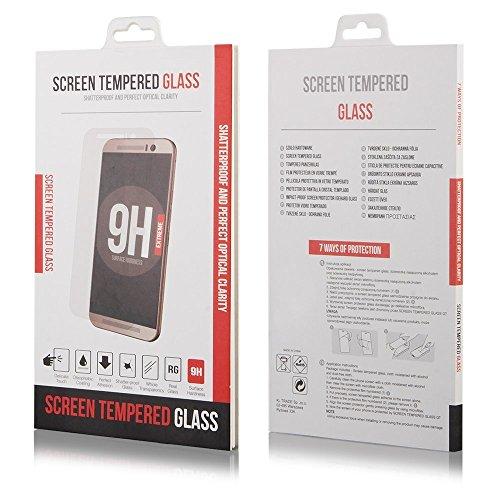 ZeWoo Display Glas Panzerfolie für Apple iPhone 5 5G 5S / iPhone SE (4 Zoll) Glasfolie Hartglas Schutzfolie 9H *2.5D, nur 0,33mm dünn