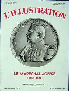 Copie Militaire 1931 de Français de Joffre France de Pièce De Monnaie de Portrait