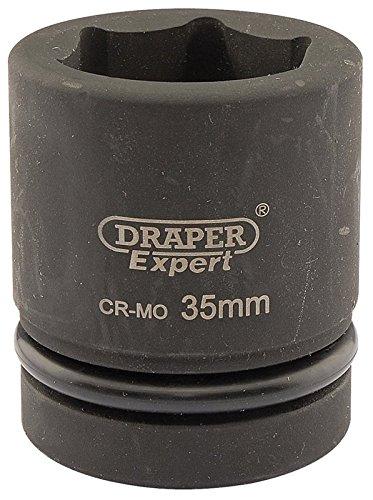 Draper 425-MM - Juego de vasos para llaves (tamaño: 35mm)