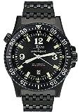 Reloj automático Air Commando Divers Xezo para Unite4:good, con cristal de zafiro suizo, movimiento Citizen, 20 ATM. Serie