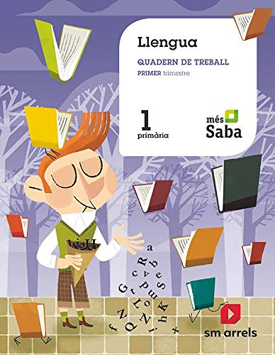 Cuaderno de llengua. 1 Primària. Más Saba