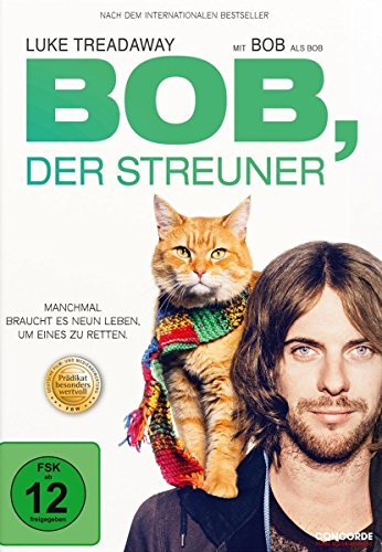 #Bob, der Streuner#