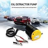 ONEVER Pompe d'extraction d'huile Liquide de Transfert d'huile de Pompe Diesel...