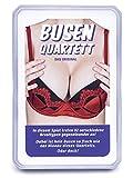 BUSENQUARTETT - Das lustige Trinkspiel mit allem Anderen als Niveau - Scherzartikel