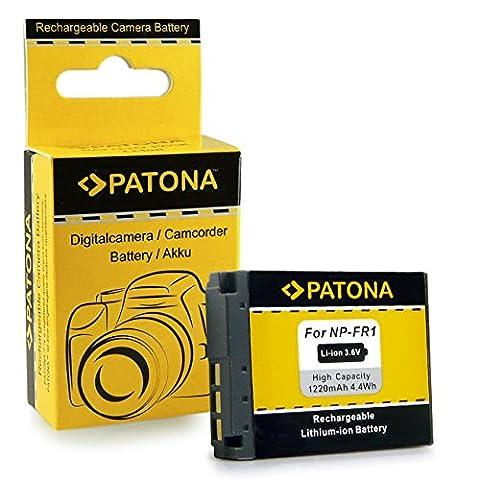 Akku / Batterie wie NP-FR1 für Sony Cybershot DSC-F88   DSC-P100   DSC-P120   DSC-P150   DSC-P200   DSC-T30   DSC-T50   DSC-V3
