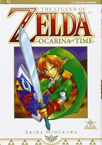 Ocarina of time. The legend of Zelda: 2