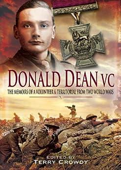 Donald Dean VC by [Crowdy, Terry, Bavin, Susan]