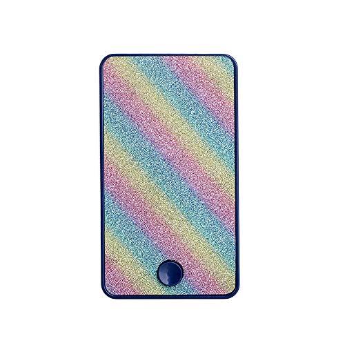 CXQZLH USB-Mini-Ventilator Klimaanlage Gebläse für Wimpernverlängerung Kleber Schnell trocknen Veredelte Wimpern Dedizierter Haartrockner Beauty-Tools,Blue