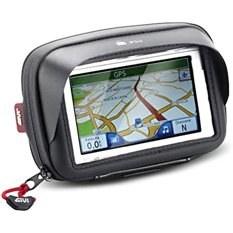 Givi Porta Navigatore GPS e Smartphone S953B per Harley Davidson Softail Springer (FXSTS/I) 4,3