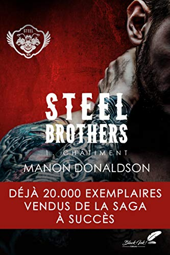 Steel Brothers : Tome 1, Châtiment (NEW INK) (French Edition ...