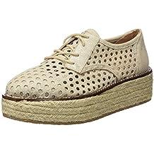 MUSSE & CLOUD Chloe, Zapatos de Cordones Derby para Mujer