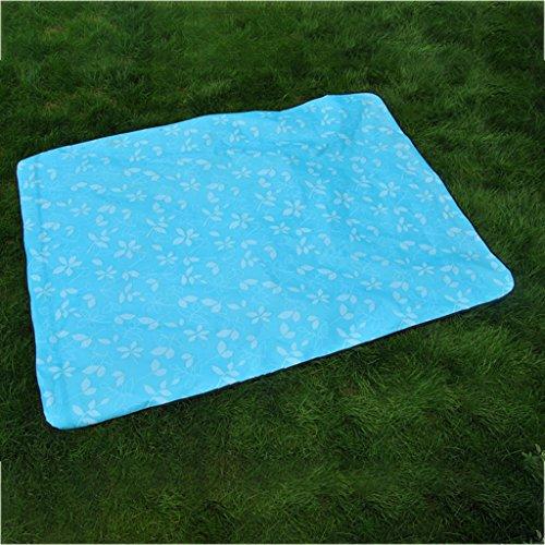 wysm Tappetino di picnic 200 * 150cm piuma d'umidità più spessa piattaforma esterna picnic outdoor picnic outdoor portatile portatile esterno ( Colore : XY02 ) XY04