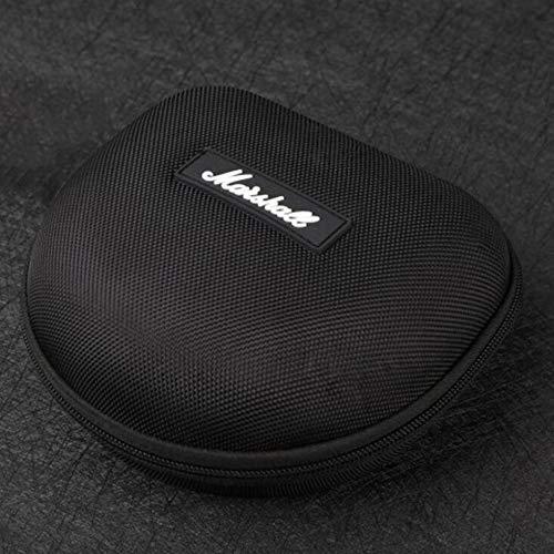 IanqAzwibvd-UK Anti-Knock Kopfhörer Aufbewahrungskoffer Tasche Aufbewahrungskoffer für Marshall schwarz