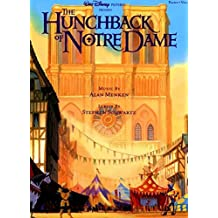 Hunchback Of Notre Dame, The Soundtrack Selections Pvg -Album-: Noten für Gesang, Klavier (Gitarre): Includes Songbook (Piano/Vocal/guitar Artist Songbook)