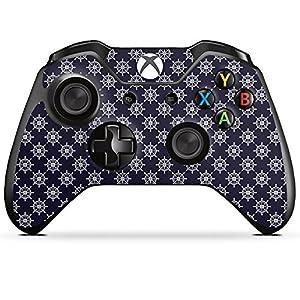 DeinDesign Skin Aufkleber Sticker Folie für Microsoft Xbox One Controller Steuerrad Muster Matrose