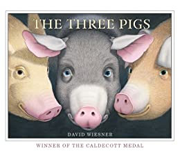 The Three Pigs by [Wiesner, David]