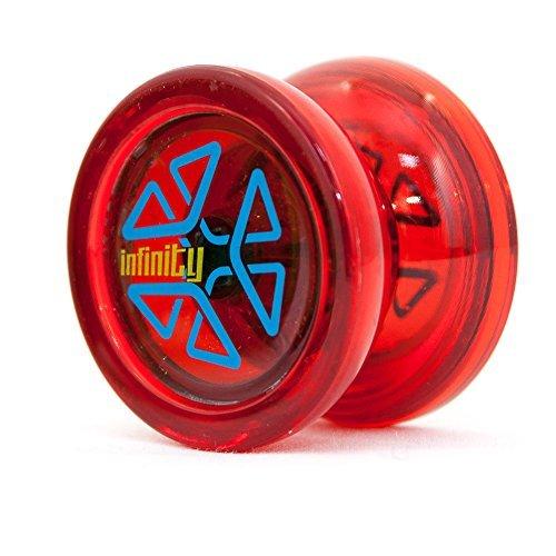 Infnity Yo-Yos Infinity Blaze Yo-Yo (Red) by Infnity Yo-Yos