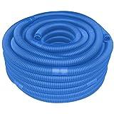 Summer Fun / 9 Meter / Verschiedene Längen zur Auswahl / 38 mm Durchmesser / Schwimmbad-Schlauch Poolschlauch / hochwertiger Wasserschlauch für Pool und Schwimmbecken / UV, Druck und Chlor beständig