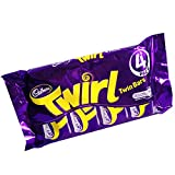 Produkt-Bild: Cadbury - Twirl Twin Bars 4 Pack (4x34g Riegel)