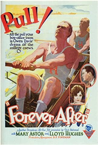 Forever After Affiche Movie Poster (27 x 40 Inches - 69cm x 102cm) (1926)