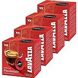 Lavazza A Modo Mio Espresso Passionale, 4 x 16 Kapseln, 4er Pack