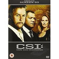 CSI: Las Vegas- Complete Season 9