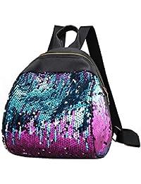 MOCA Magic Women s Womens Girls Girl Kid Backpack Mini Small Travel Daypack  Casual Backpack Backpacks for ca1b4270a4353