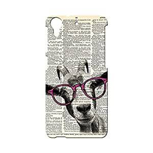 BLUEDIO Designer Printed Back case cover for HTC Desire 728 - G0510