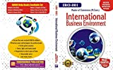 International Business Environment (IBO-01) (In English) For IGNOU exam (M.COM)