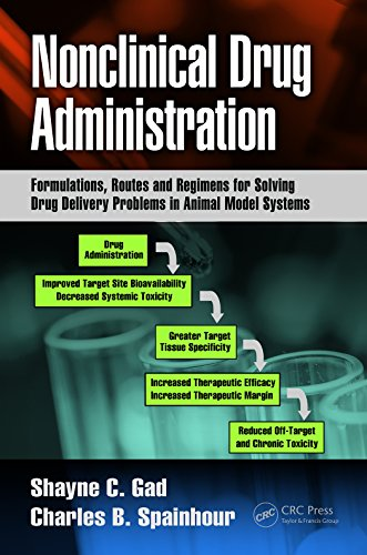 Nonclinical Drug Administration: Formulations, Routes And Regimens For Solving Drug Delivery Problems In Animal Model Systems por Shayne C. Gad epub