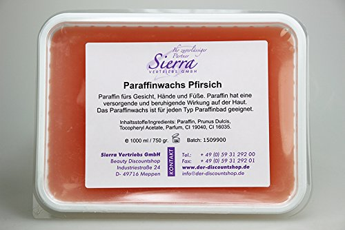 Paraffinwachs Pfirsich 2kg - 2