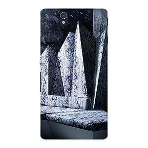 Impressive Marbal Monument Back Case Cover for Sony Xperia Z