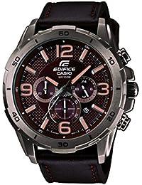 Casio Edifice Chronograph Brown Dial Men's Watch - EFR-538L-5AVUDF (EX184)