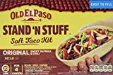 Old El Paso Stand n Stuff Soft Taco Kit, 2er Pack (2 x 345 g)