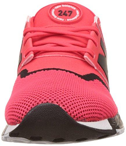 New Balance 247 Herren Sneaker Schwarz Red/Black