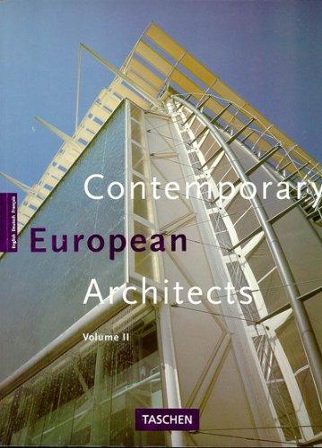 002: Contemporary European Architects: v. 2 (Big Art)