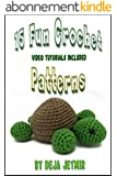 15 Fun Crochet Patterns (English Edition)
